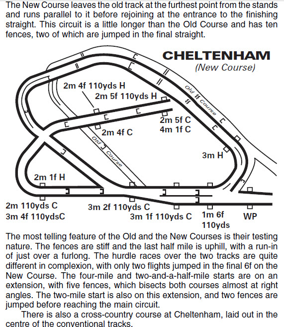 Cheltenham's New Course