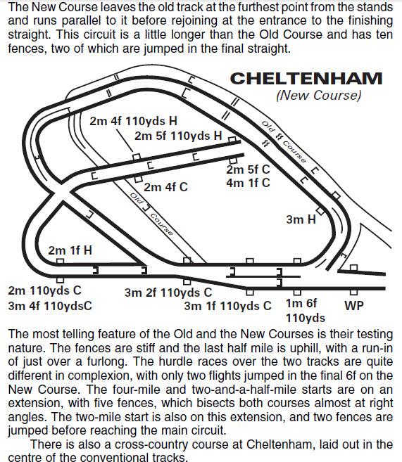 Cheltenham's New Course
