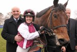Seabass with Ted and Katie Walsh